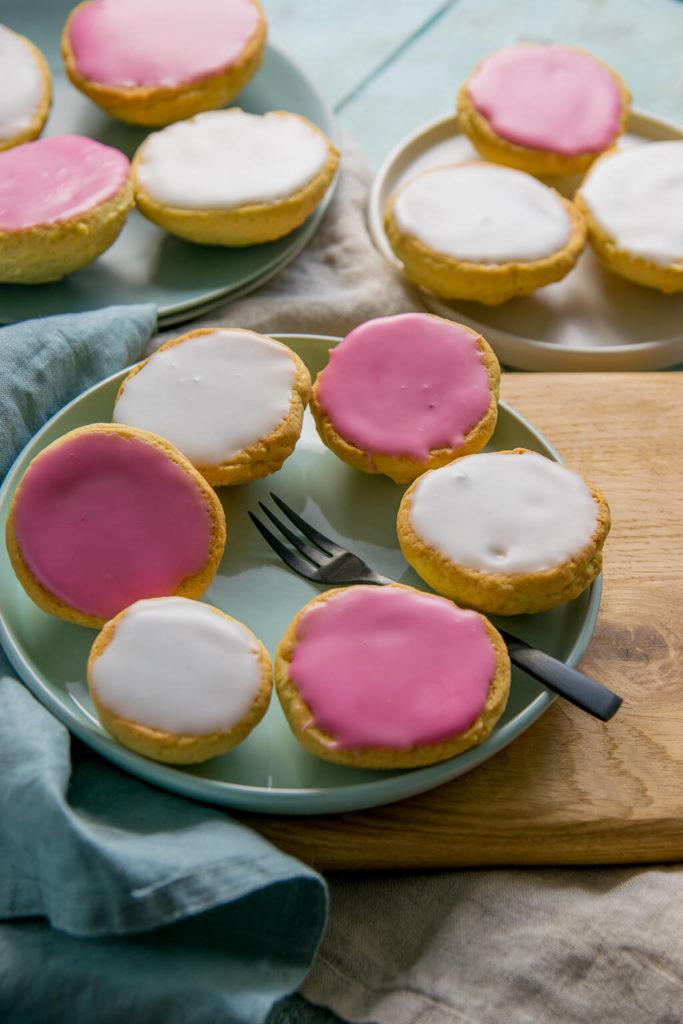 Amerikaner Rezept mit Puddingpulver