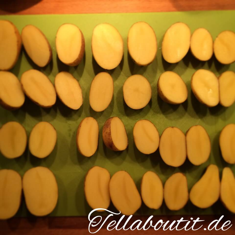 Ofenkartoffeln mit Kräutern