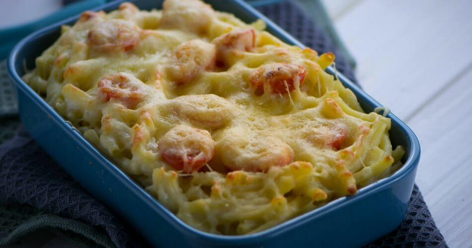Das einfachste Rezept der Welt für mega leckere Mac and Cheese