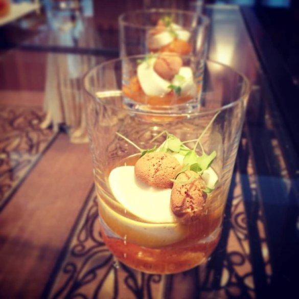 Kuchenbüffet Food Blog Day 2015 im Hambuger Park Hyatt Hotel