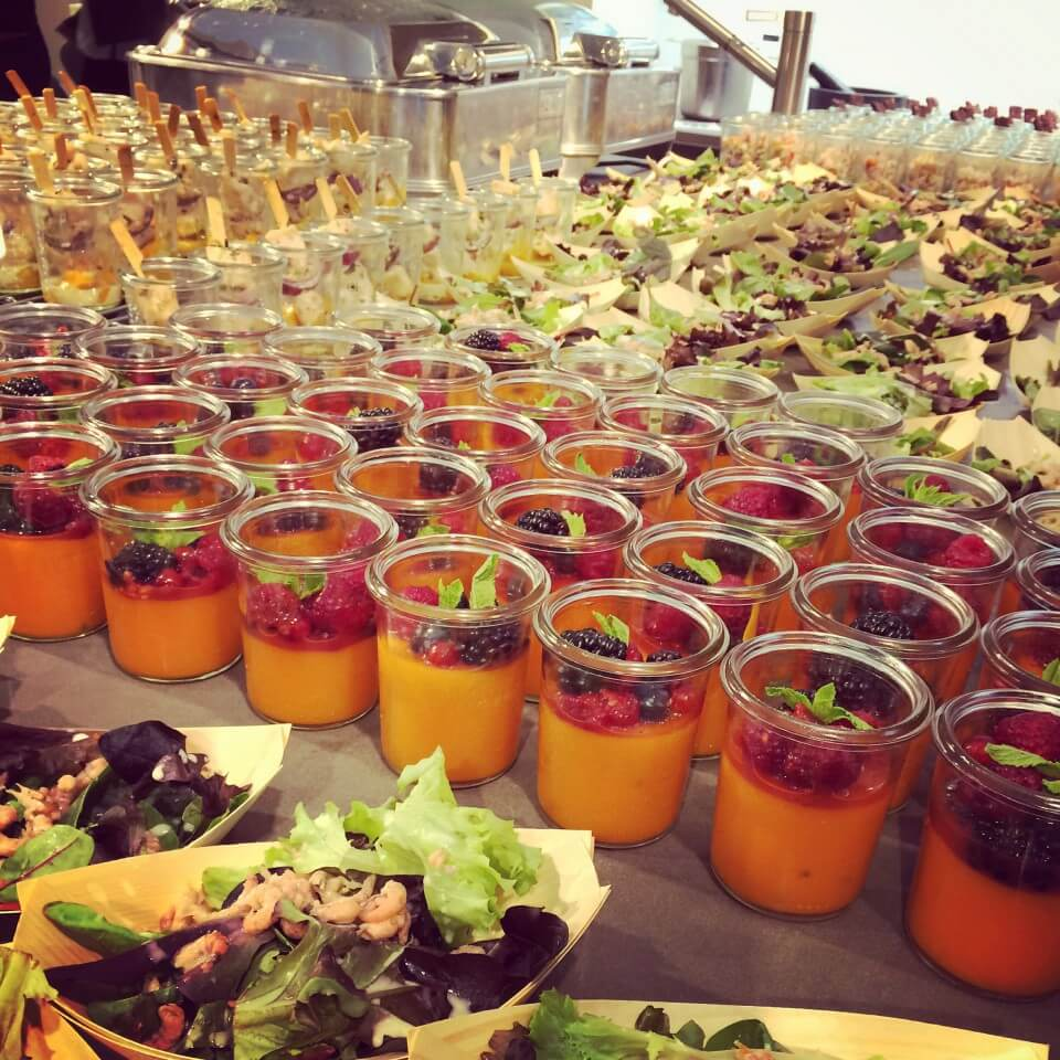 Abendevent Food Blog Day