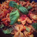 Nudeln mit Tomatensauce – der vegetarische Klassiker unter den Pastagerichten