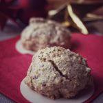 Nussmakronen … ja ist denn heut schon Weihnachten?