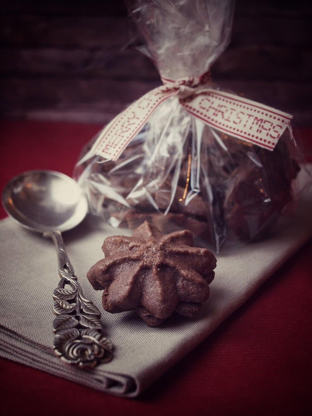 Weihnachtskekse Oetker.Nougat Tuffs Die Besten Nutella Weihnachtskekse Der Welt