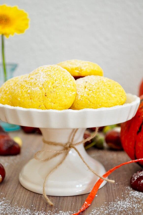 Hokkaido Kürbis Kekse