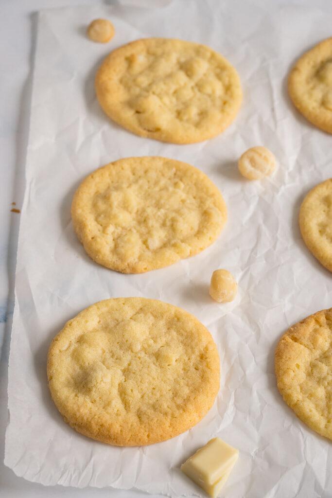 Macadamia Cookies Subway