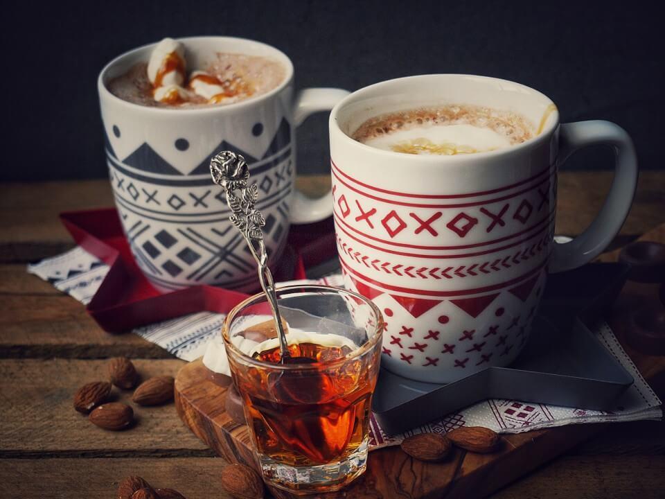 Marshmallow Kakao und Lumumba