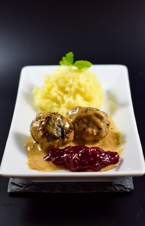 Schwedische Köttbullar wie bei IKEA