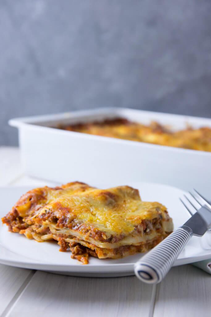 Alle lieben diese leckere Lasagne - tolles Rezept um die perfekte Lasagne ganz einfach selber zu kochen