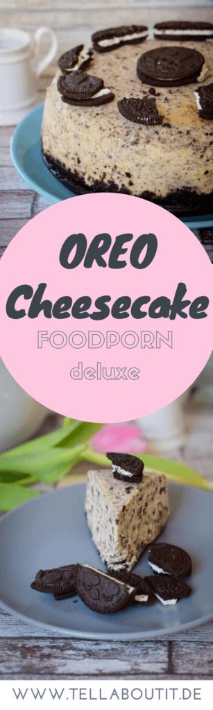 Die Backbücher von Cynthia Barcomi sind legendär. Heute gibt es den Oreo Cheesecake, der einfach perfekt ist. Dank Wasserbad bleibt der Käekuchen beim Backen schön hell und schmeckt absolut köstlich! Probiert dieses unkomplizierte Oreo Rezept am besten direkt aus!