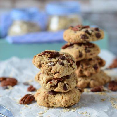 American Oatmeal Pecan Cookies – die genialsten Haferflockenkekse der Welt