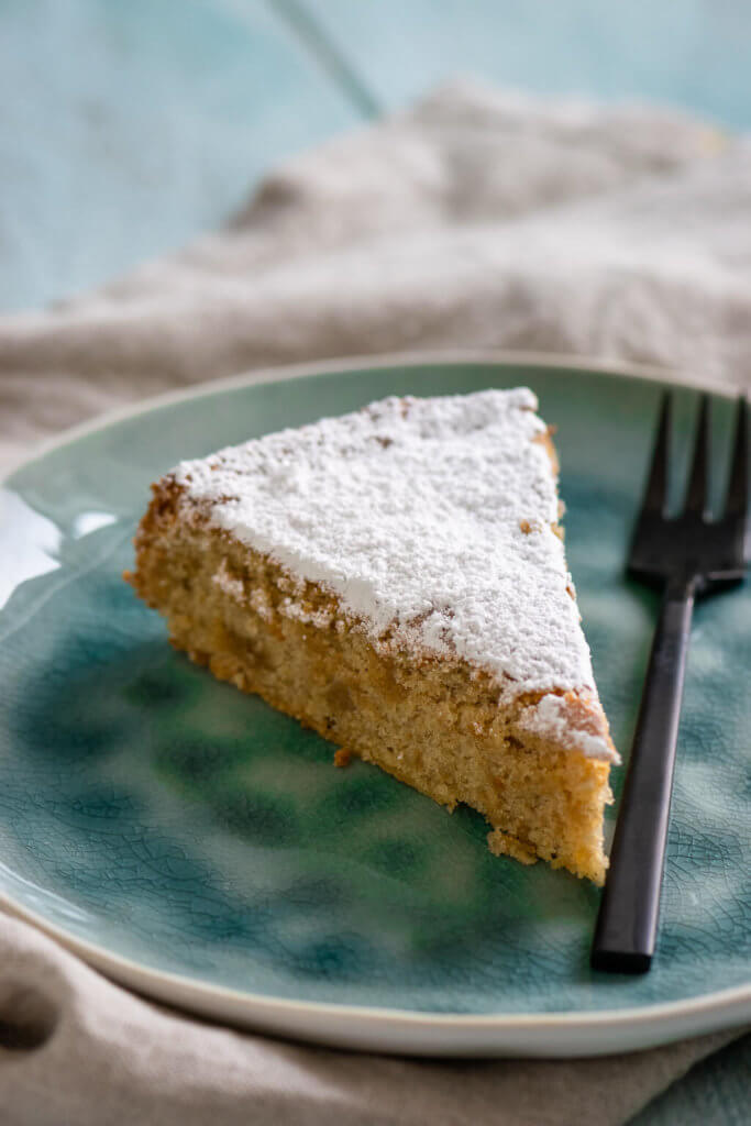 Alle lueben das Rezept für diesen Kuchen ohne Mehl - Mallorquinischen Mandelkuchen