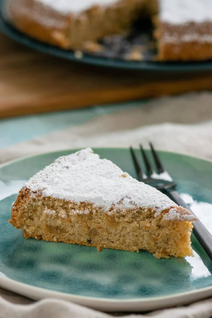 So beliebt und so lecker - tolles Rezept für Mallorquinischen Mandelkuchen