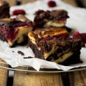 Himbeer Cheesecake Brownies [Buchvorstellung]