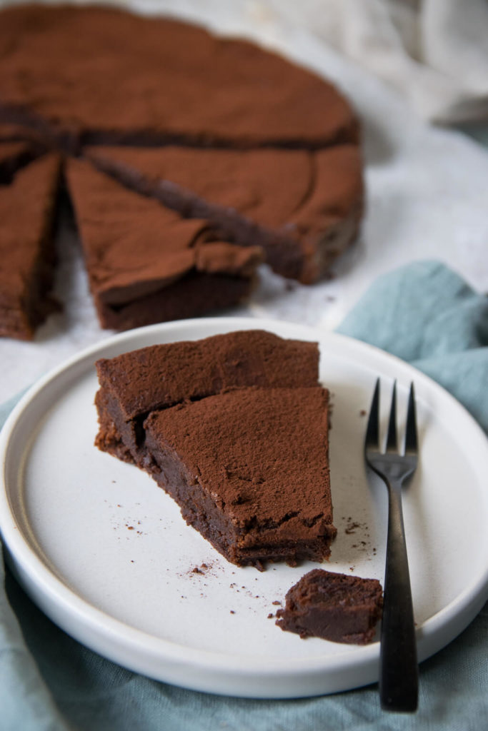 Schokoladentarte Rezept