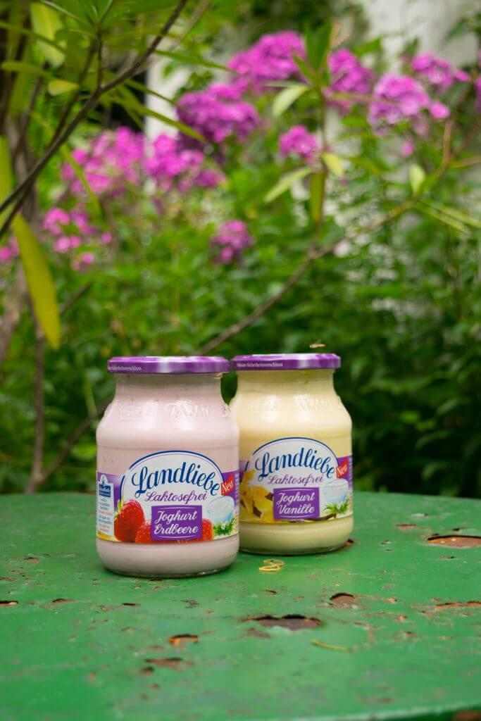 Landliebe laktosefreie Produkte