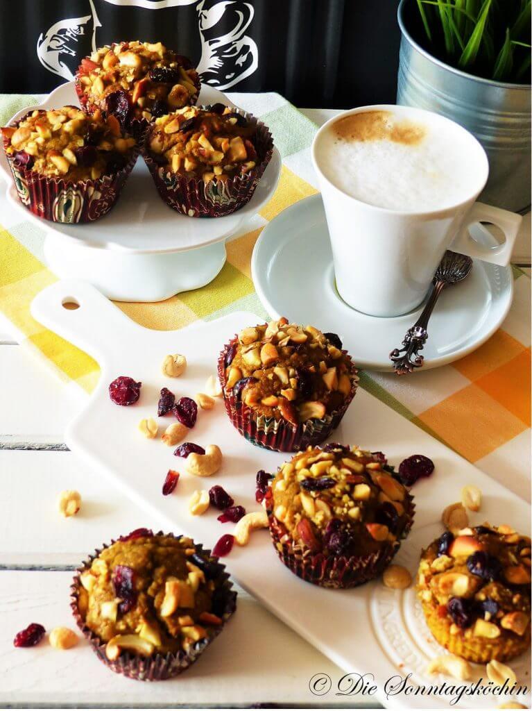Frühstück Muffins Rezept