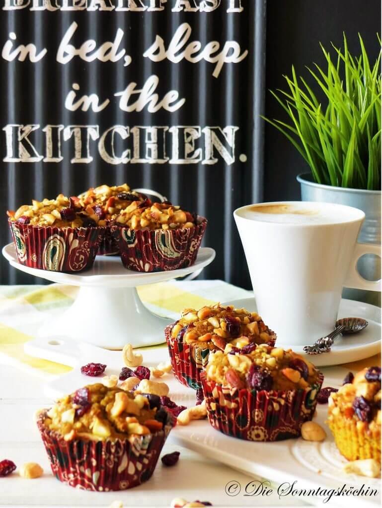 Rezept Frühstück Muffins