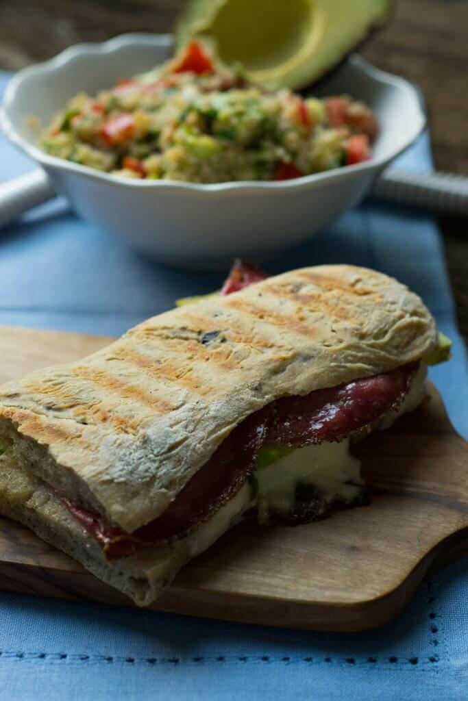 Grill Sandwich Panini