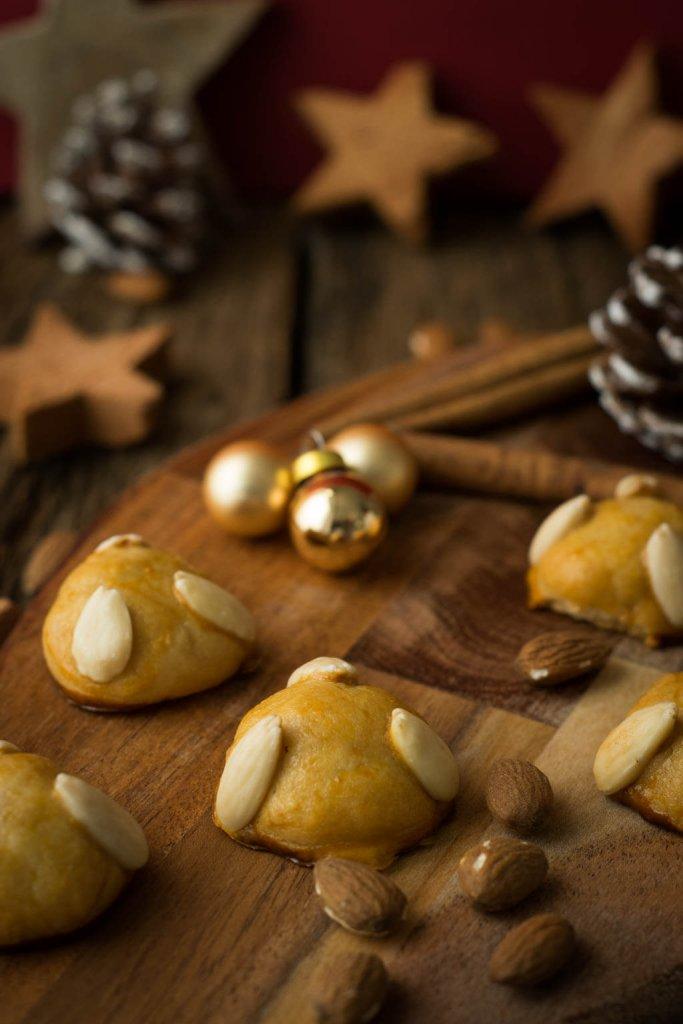 Merry Xmas mit Bethmännchen