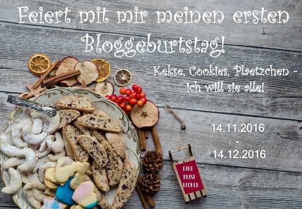 Bloggeburtstag Eine Prise Lecker