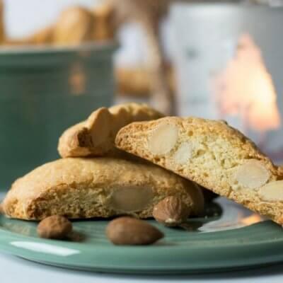 Italienisches Mandelgebäck – kein Weihnachten ohne Cantuccini