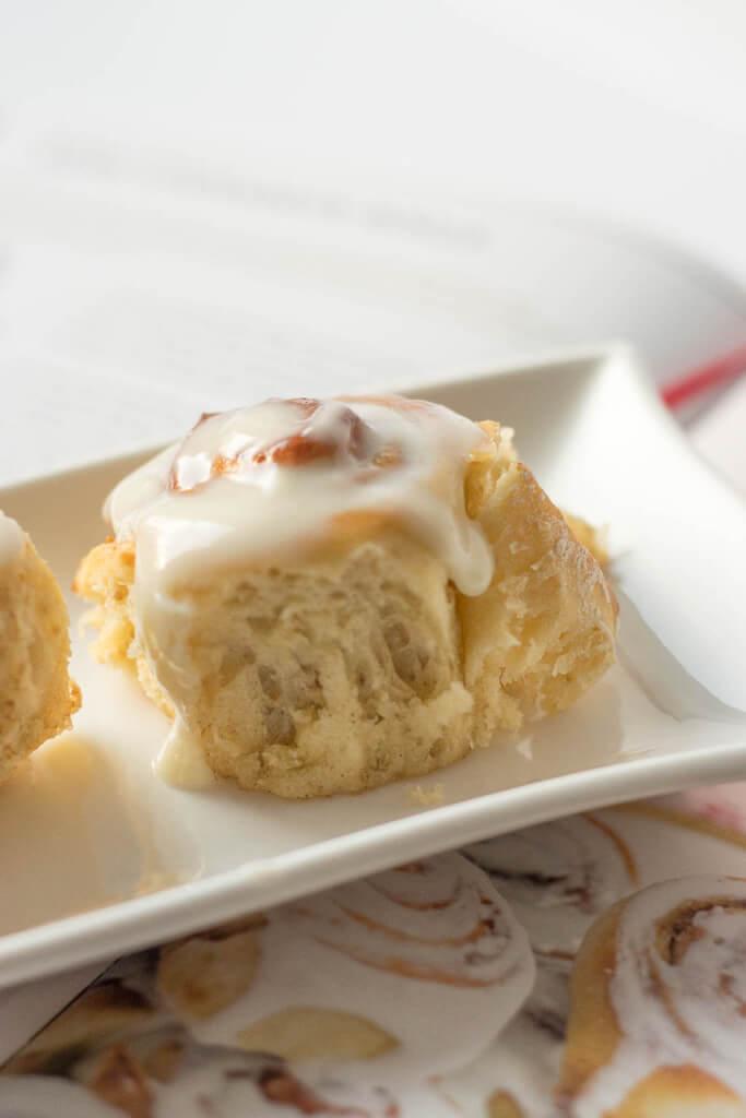 Tolles Rezept für amerikanische Zimtschnecken #kekse #Weihnachten #zimtschnecken #cinnamonrolls