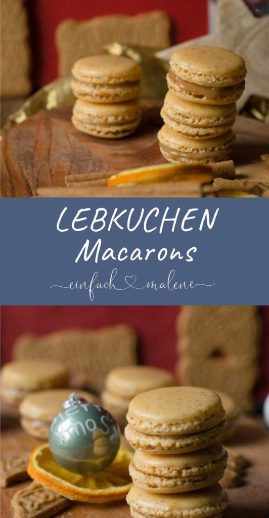 Diese super leckeren Spekulatius Macarons sind nicht nur ein ideales Geschenk in der Weihnachtszeit, sie schmecken einfach mega lecker und so super zart.