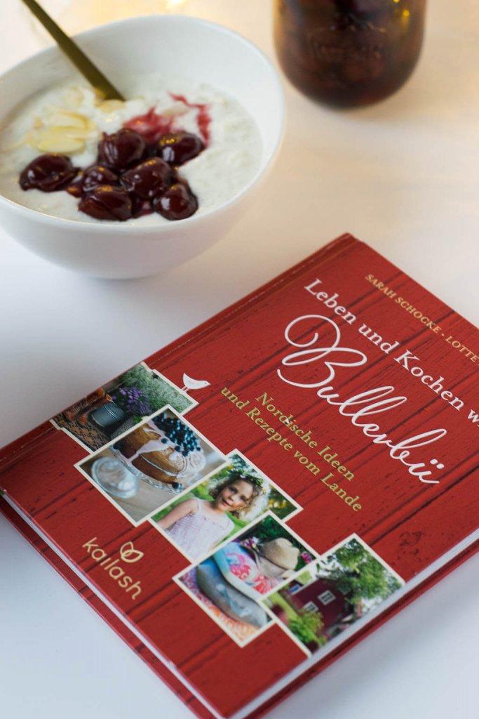 Leben und Kochen wie in Bullerbü - Sahne Milchreis aus dem Buch zu Weihnachten