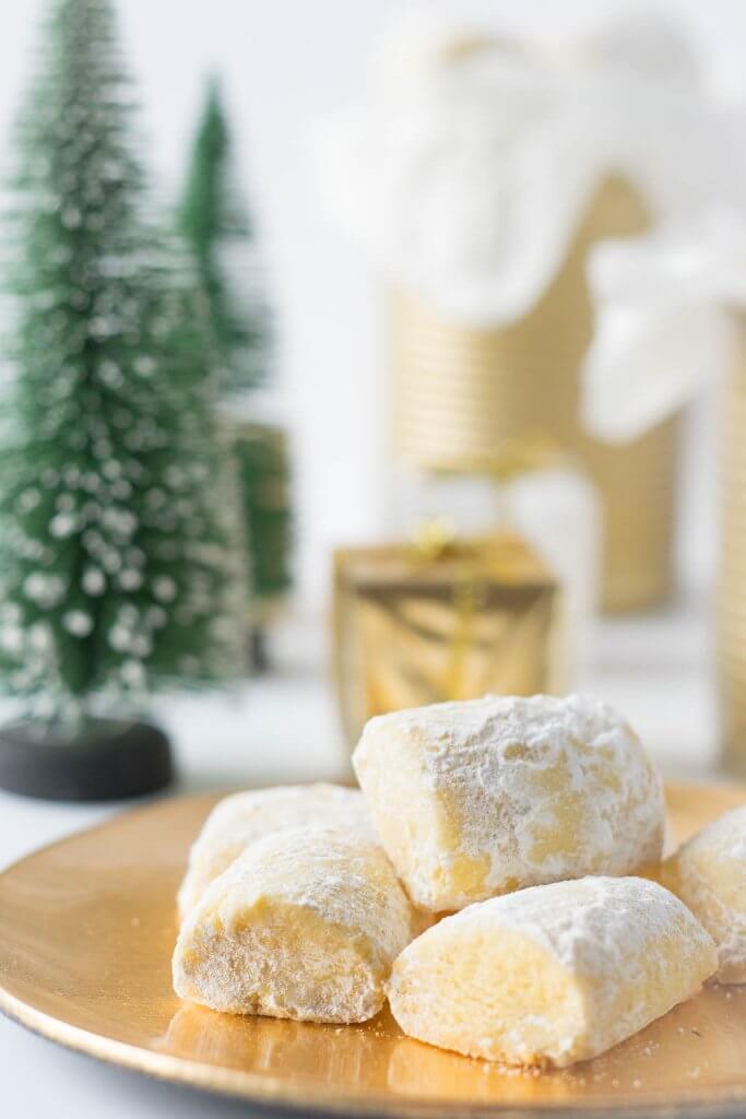 Neuer Trend - Traumstücke zu Weihnachten #kekse #weihnachten #plätzchen #traumstücke