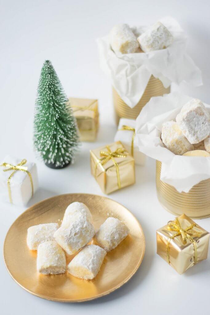 Ideales Rezept für einfache Weihnachtskekse - Traumstücke machen einfach süchtig