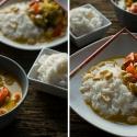 Thai Curry mit Erdnuss und Zitronengras