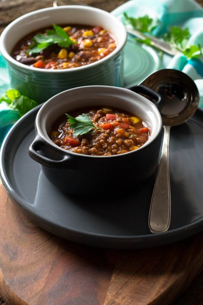 chili con carne selbst gemacht