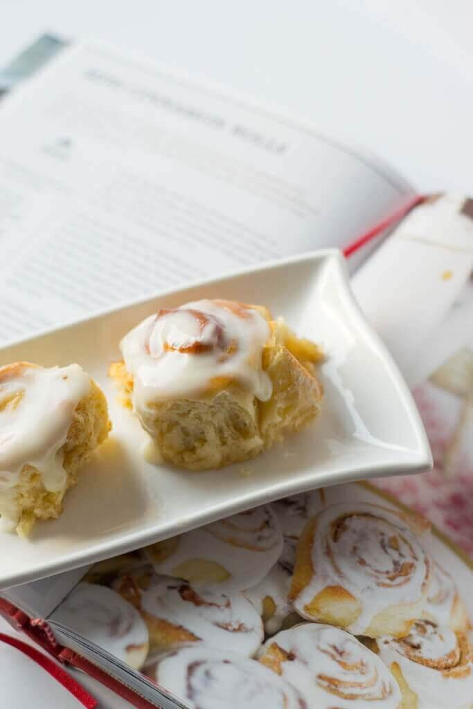 Cinnamon Rolls - Sammlung Rezepte mit Frischkäse