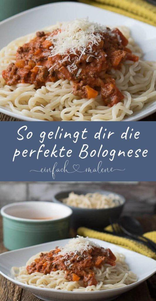 Mein Lieblingsrezept für die Bolognese (perfekt für den Slowcooker). Mit diesem Rezept kocht ihr die perfekte Bolognese. Denn was eine gute Bolognese braucht ist Zeit. Und so einfach ist das Rezept, du wirst sie lieben! #slowcooker #bolognese #pasta