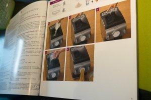 Anleitung Pasta selber machen mit dem Philips HR2358/12 Pastamaker