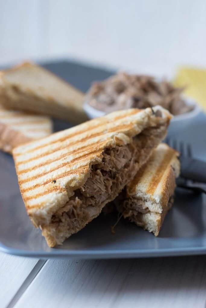 Pulled Pork Sandwich - genial & lecker, ganz einfach selber machen