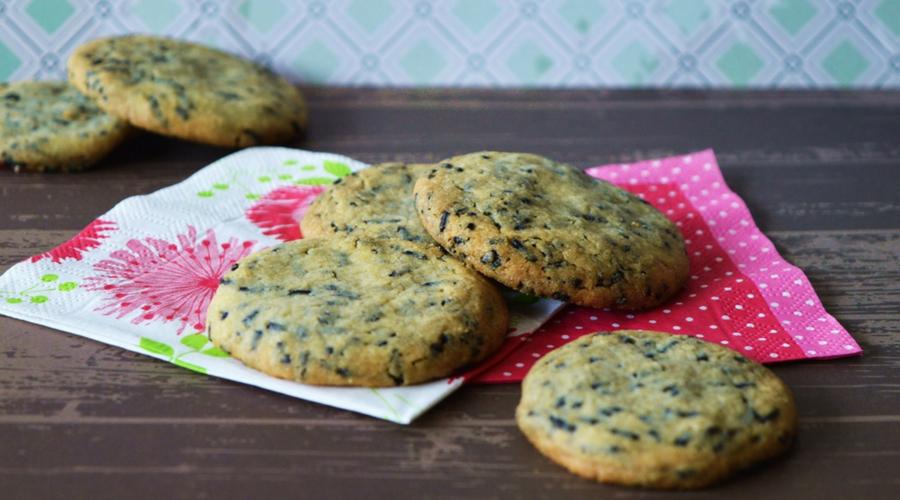 Lakritz Cookies [Gastbeitrag von der SchokoadenFee]