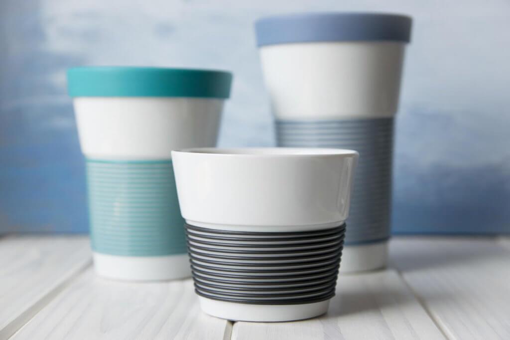 KAHLA cupit - Coffee to go Becher aus Porzellan