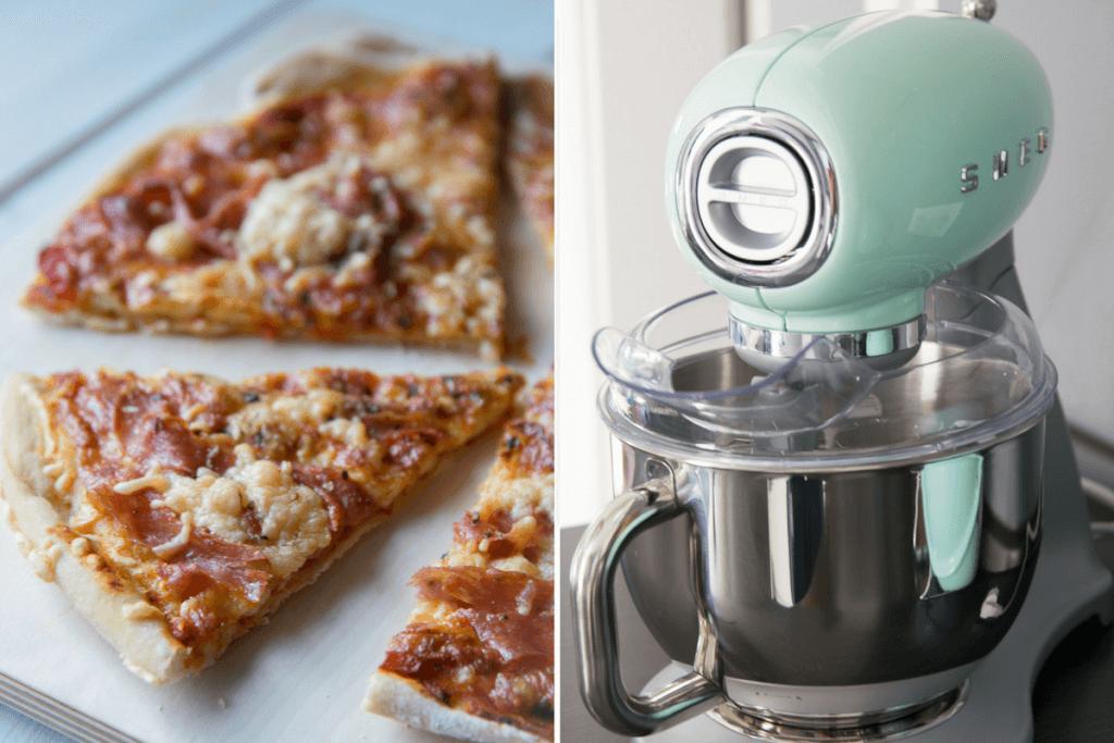 Pizzaliebe - knusprig und mega lecker - echte italienische Pizza