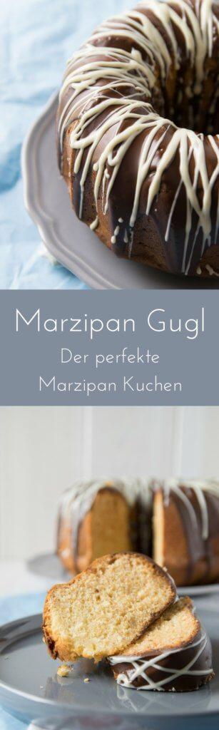 Marzipan Gugelhupf