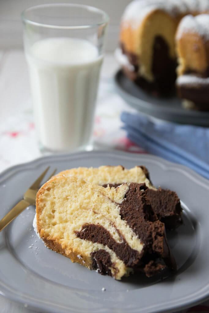Der Saftigste Marmorkuchen Aller Zeiten Das Perfekte Rezept