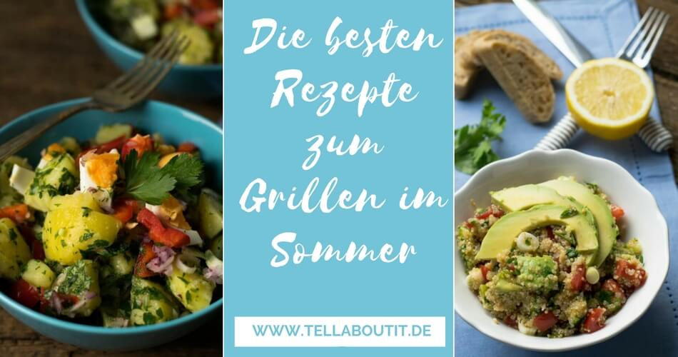 Banner Linkparty Grillen