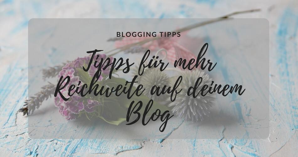Wie du deinen Blog Traffic selber erhöhen kannst