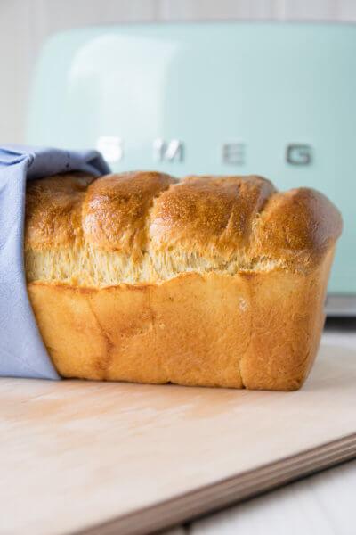 Toastbrot einfach selber machen