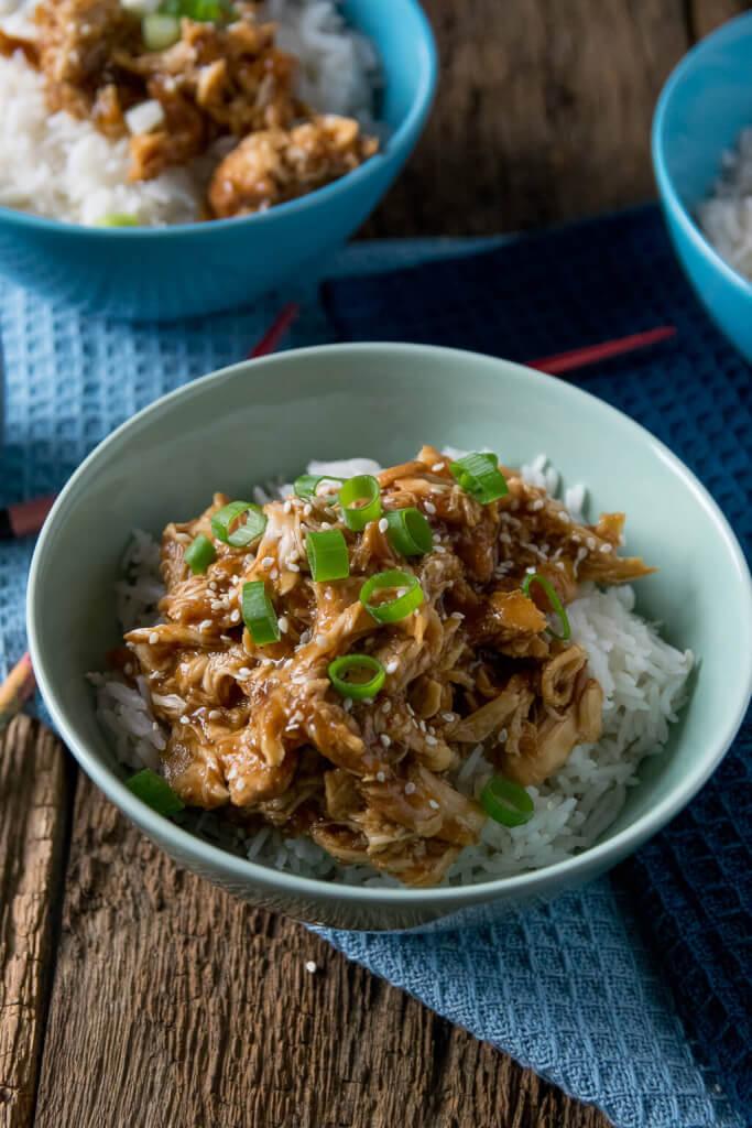 Köstlich und so einfach zu kochen - Zartes Chicken Teriyaki