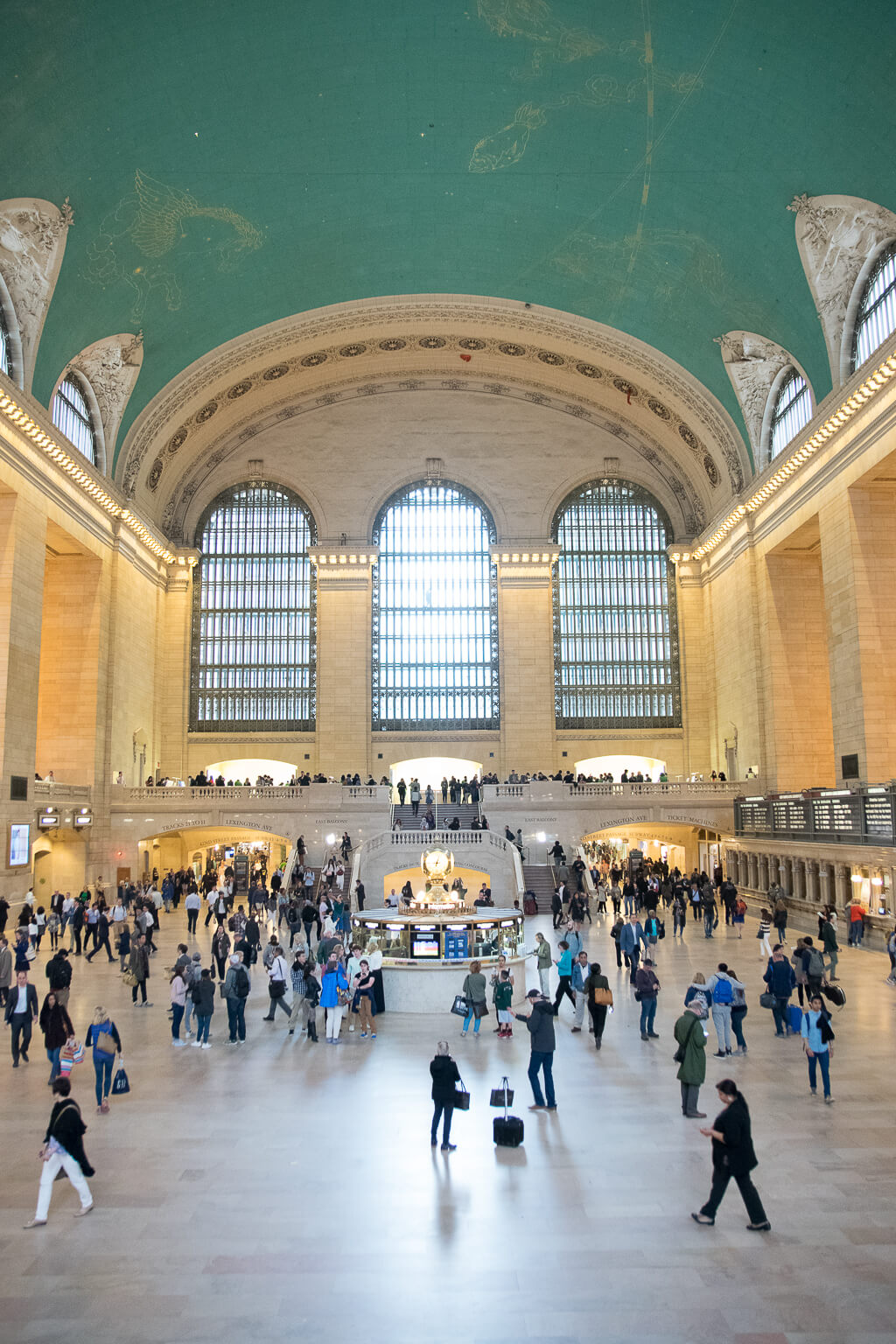 Fotospot Grand Central Station