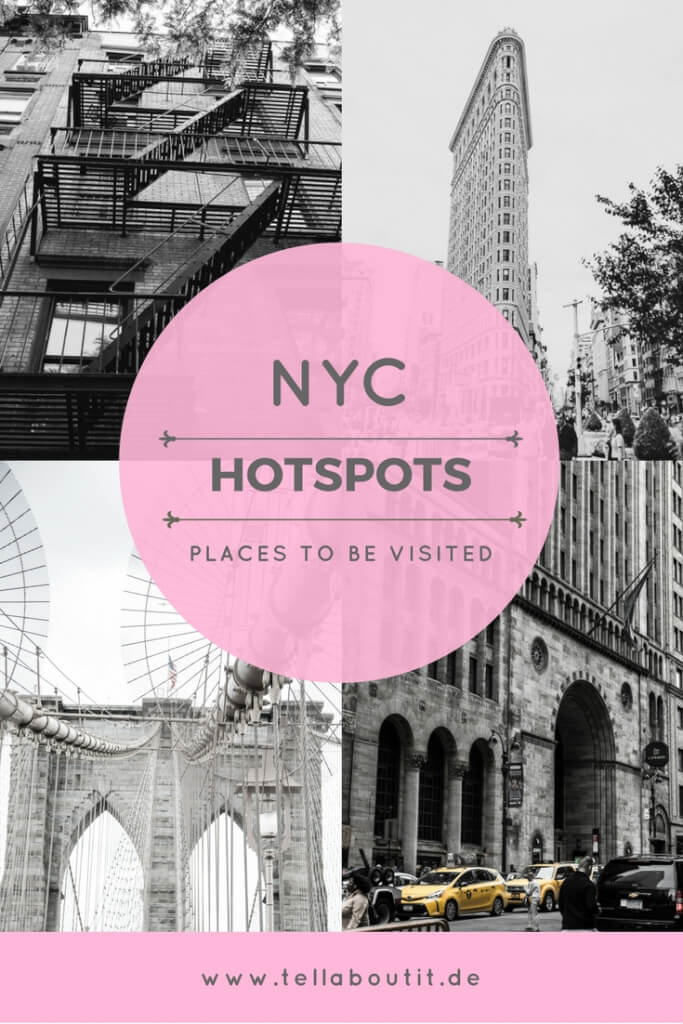Die besten New York Hotspots