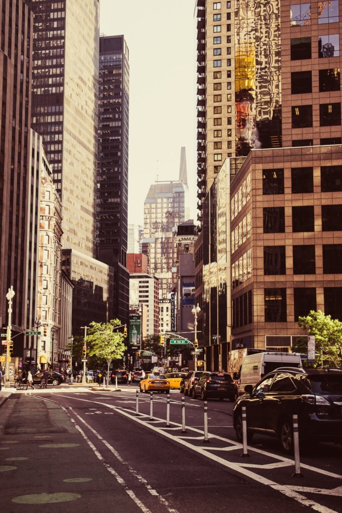 New York Straßen