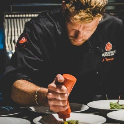 Unterwegs beim Smeg-Kochevent mit Nils Egtermeyer